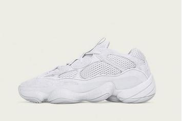 "Adidas Yeezy 500 ""Salt"" Rumored For This Fall"