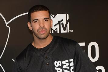 Drake Photoshopped The Adidas Logo Off His Soccer Jersey Because He's Team Jordan For Life