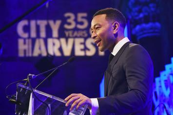 John Legend Takes On The NRA Over Gun Control and Police Shootings