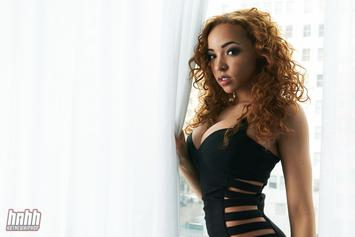 Tinashe Goes Topless On Cover Of V Magazine
