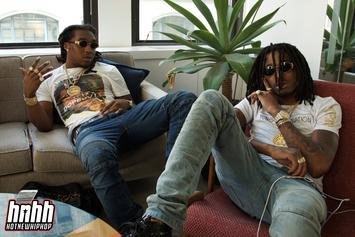 Migos & Travis Scott Show At USC Shut Down Due To Overcrowding