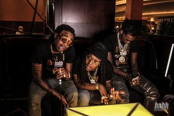 Migos Celebrate Quavo's 26th Birthday