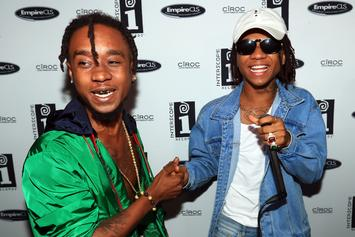 "Rae Sremmurd Share ""Sr3mm"" Album Art"