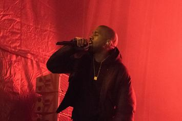 Kanye West Gives Fan With Prosthetic Leg A Pass To Remain Seated During His Show [Update: More Footage Surfaces]