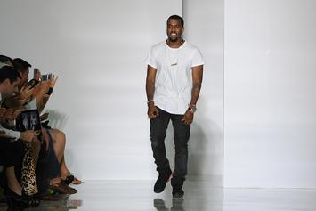 """Kanye West Stars In New """"Music Meets Fashion"""" Balmain Campaign"""