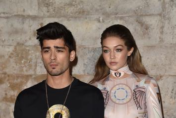 Gigi Hadid & Zayn Malik Are Seemingly Back Together After Last Month's Split