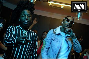 "K-Major & Jacquees Flex In Visuals For ""Ain't Your Girl"""