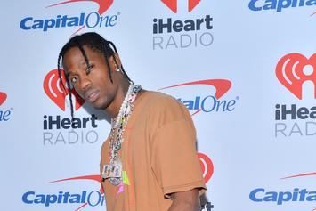 "Travis Scott Says He's ""So Hurt"" About His Grammy Snub"