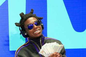 Kodak Black Says Lil Wayne Can Eat His Ass