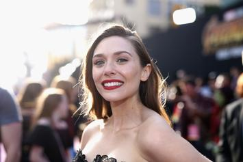 """Avengers"" Star Elizabeth Olsen Wishes Her Scarlett Witch Costume Was Less Busty"