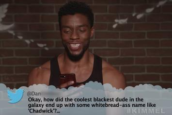 """""""Jimmy Kimmel Live"""" Debuts Avengers Edition Of Celebrity Mean Tweets"""
