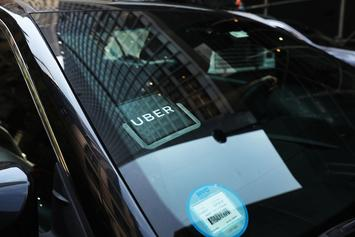 103 Uber Drivers Have Been Accused Of Rape, Assault & Abuse In The Last Four Years