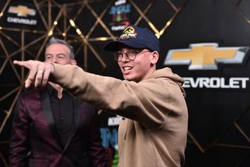 """Logic's """"Everybody"""" Projected To Be #1 Album In The Country"""