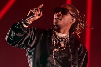 "Future Teases ""No Shame"" Single With PartyNextDoor"