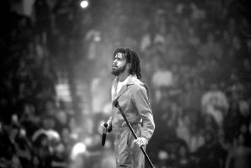 """J. Cole Adds Anderson.Paak to Second Leg of """"4 Your Eyez Only"""" Tour"""