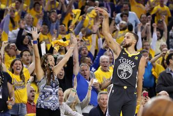 Pelicans vs Warriors: Steph Curry Lights Up Oracle Arena In Return