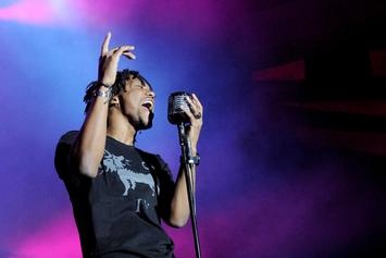 "Lupe Fiasco Had To Be Talked Into Doing Kanye West's ""Touch The Sky"""