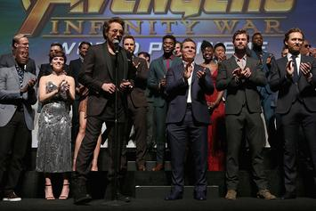"""Avengers: Infinity War"" Crosses $850M At Global Box Office, Breaks Every Record"