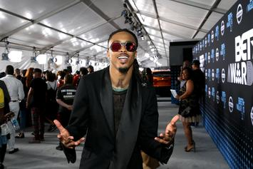 August Alsina Talks Going Up Against Seasoned Artists For Upcoming BET Awards