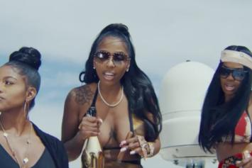 "Kash Doll Grabs Her Ladies For A Yacht Party In ""Check"" Video"