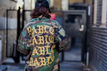 "Kanye West Stupefied By Lawsuit Claiming He Stole ""Camo Print"""