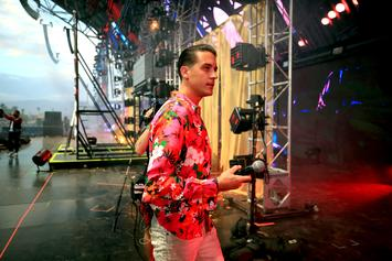 """G-Eazy Gives A Live Studio Performance Of His """"Favourite Song"""" """"Eazy"""""""