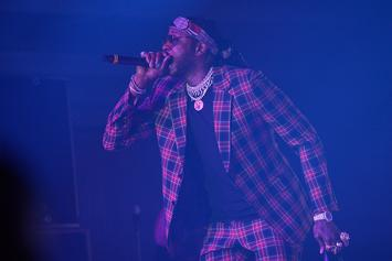 "2 Chainz Declares Himself A ""Walking Legend"""