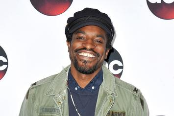 """André 3000: """"I'd Love To Put Out An Album"""""""