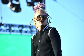 "Lil Pump Previews ""Drug Addict"" Song After Months Of Sobriety"