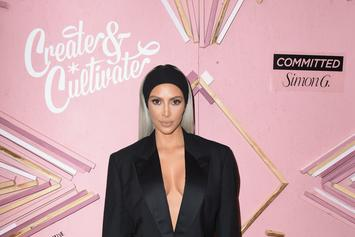 Kim Kardashian Reportedly Working On Japanese Based Lingerie Line