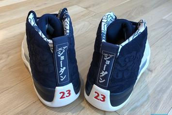 "Air Jordan 12 ""International Flight"" Releasing This Fall: First Look"