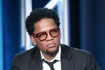 DL Hughley Goes After Donald Trump In Racial Twitter Rant