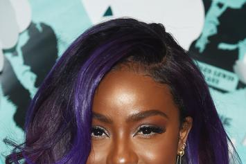 """Justine Skye Dropping """"8 Ounces"""" EP At Midnight"""