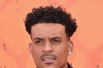 """Matt Barnes Threatened With Restraining Order By A """"Certain Person"""""""