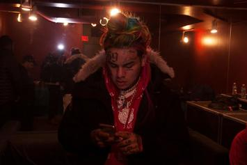 6ix9ine Calls Out Trippie Redd For Apparently Lying About His Sister's Abuse
