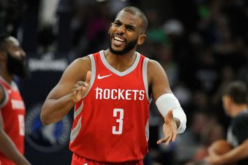 Chris Paul Makes NBA History In Series-Clinching Victory