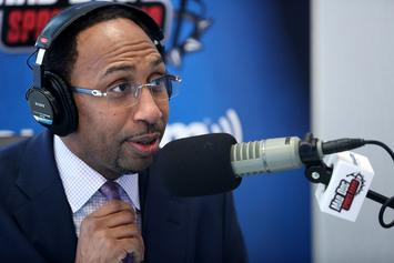 """Stephen A. Smith Explodes: """"Get Phil Jackson The Hell Out Of New York!"""""""