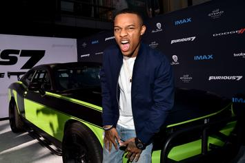"Bow Wow's Spirits Raised By Girlfriend's ""Dutty Wine"" Prowess"