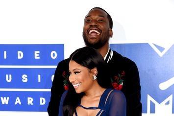 Nicki Minaj & Meek Mill Perform At CIAA Weekend, Dej Loaf Makes Surprise Appearance