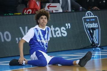 "LaVar Ball: Poland Could Be ""Next Move"" For LaMelo"