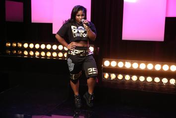 Reginae Carter Bares Midriff & Shows Off Impressive Physique