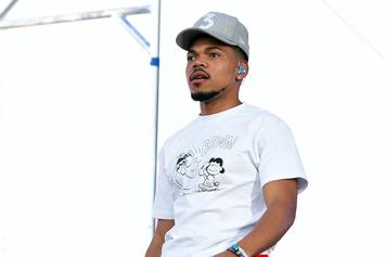 "Chance The Rapper Joins ""Trolls 2"" Cast"