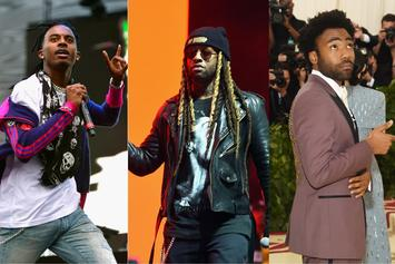 Playboi Carti, Childish Gambino, Ty Dolla $ign & More Grace Our Weekend Playlist