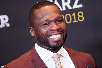 50 Cent Continues To Hint At MMA Debut After Attending Bellator 199