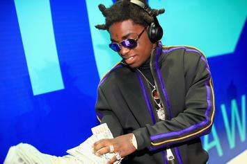 Kodak Black To Receive Hard Drive Of Music & Jewelry Seized During Raid