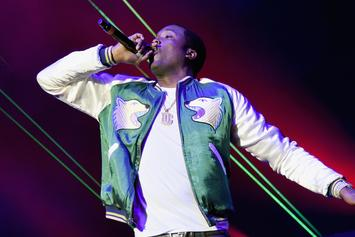 Meek Mill Is Back In The Studio
