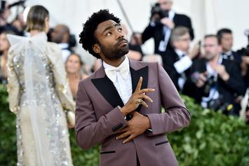 "Childish Gambino Album Sales Spike 419% Following ""This Is America"" & ""SNL"" Appearance"