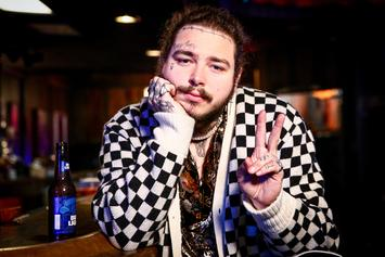 """Post Malone's """"Beerbongs & Bentleys"""" On Pace For A Third Week At #1 On Billboard 200"""