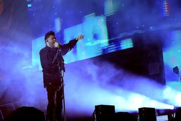 """The Weeknd Covers Time Magazine's """"Next Generation Leaders"""" Edition"""