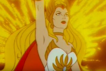 "Netflix Debuts First Look At ""She-Ra And The Princesses Of Power"""